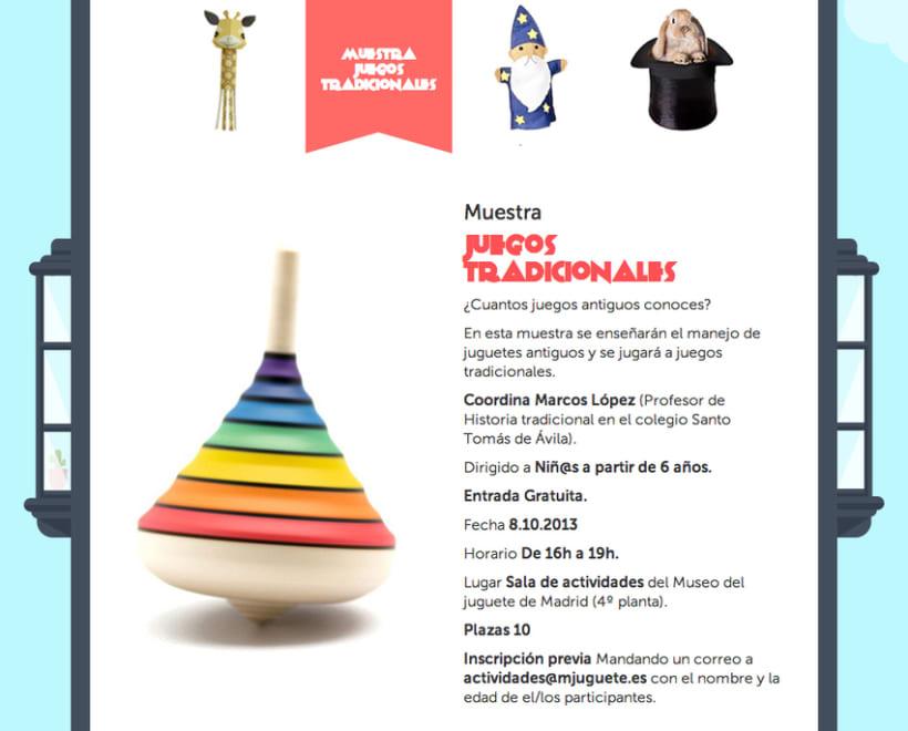 Museo del juguete de Madrid (personal web project) 12