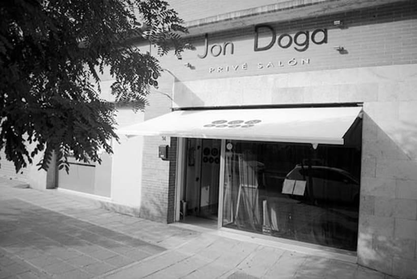 Jon Doga Privé Salón  7