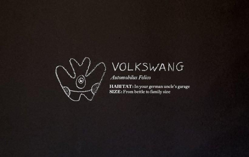 Yorokobu / Volkswagen Cover 2013 14