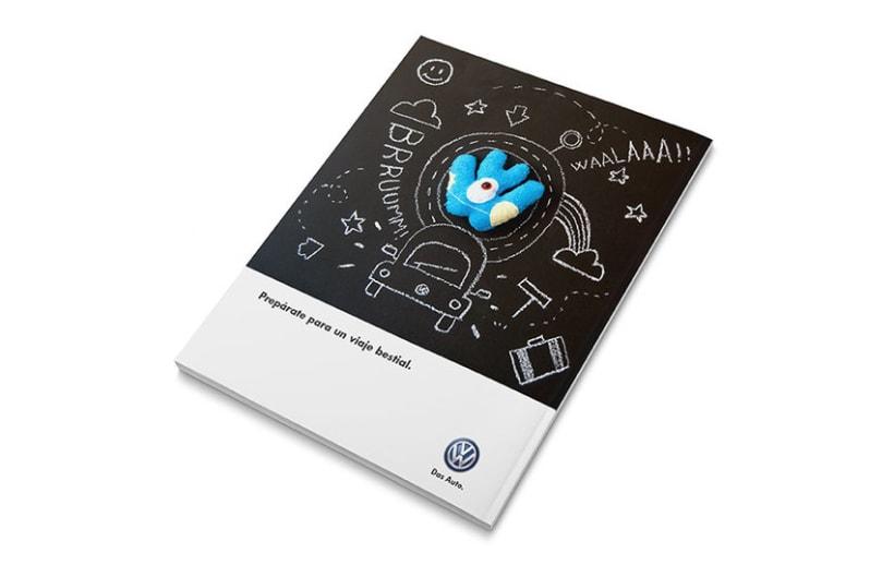 Yorokobu / Volkswagen Cover 2013 30