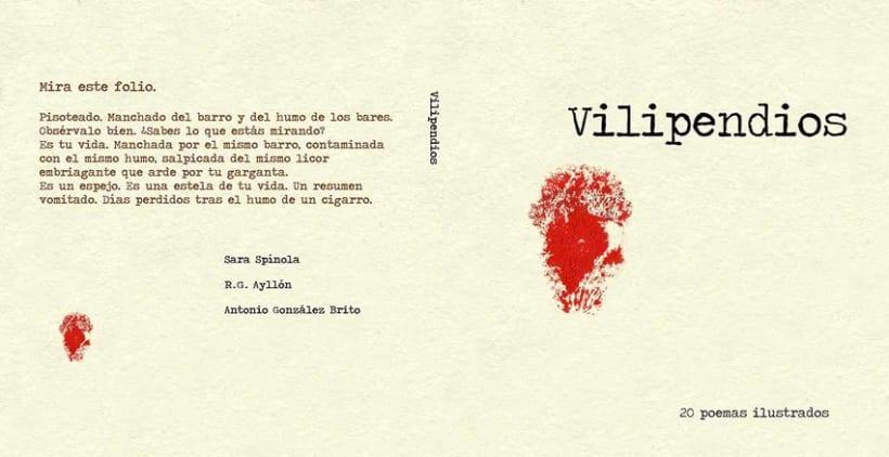 Vilipendios - Depapel Ediciones 0