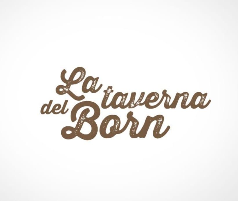 Taverna del Born y Rosal 0