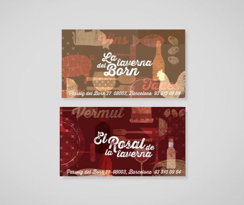 Taverna del Born y Rosal 3