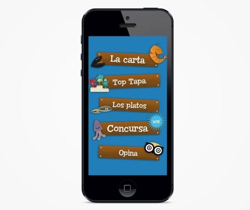 App Casa de Tapas 0