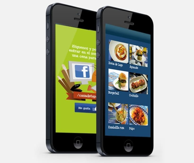 App Casa de Tapas 1