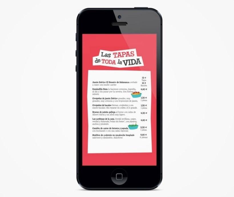 App Casa de Tapas 2