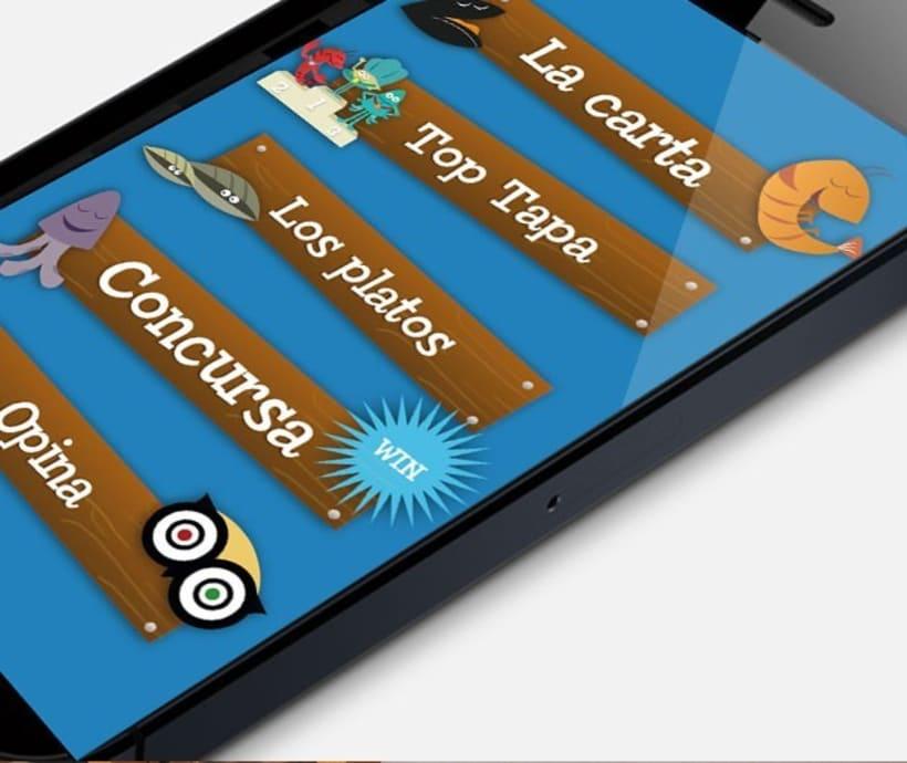 App Casa de Tapas 3