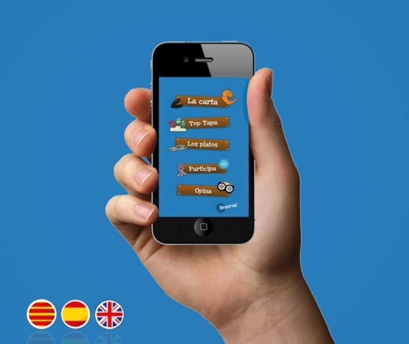 App Casa de Tapas 4