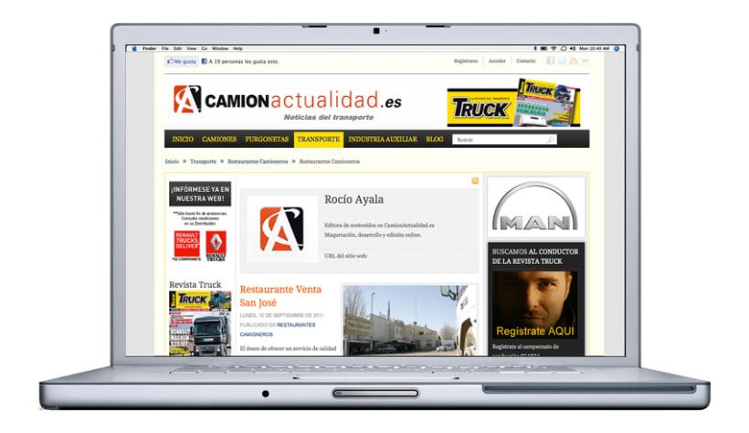 Branding Camión Actualidad 3