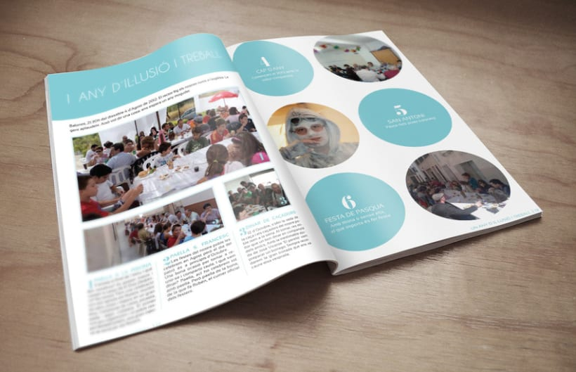 Diseño personalizado - Revista 1