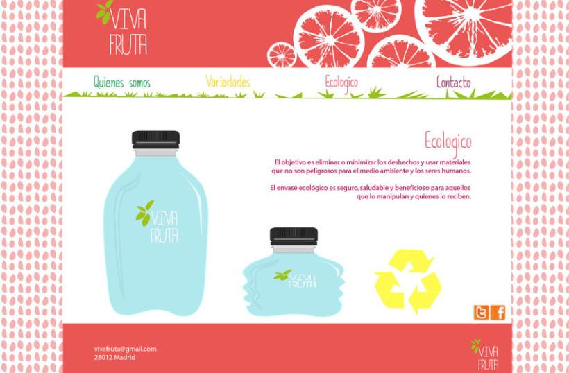 Web Viva Fruta 1