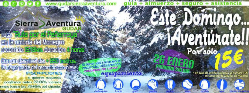 Oferta Gúdar Sierra Aventura 2
