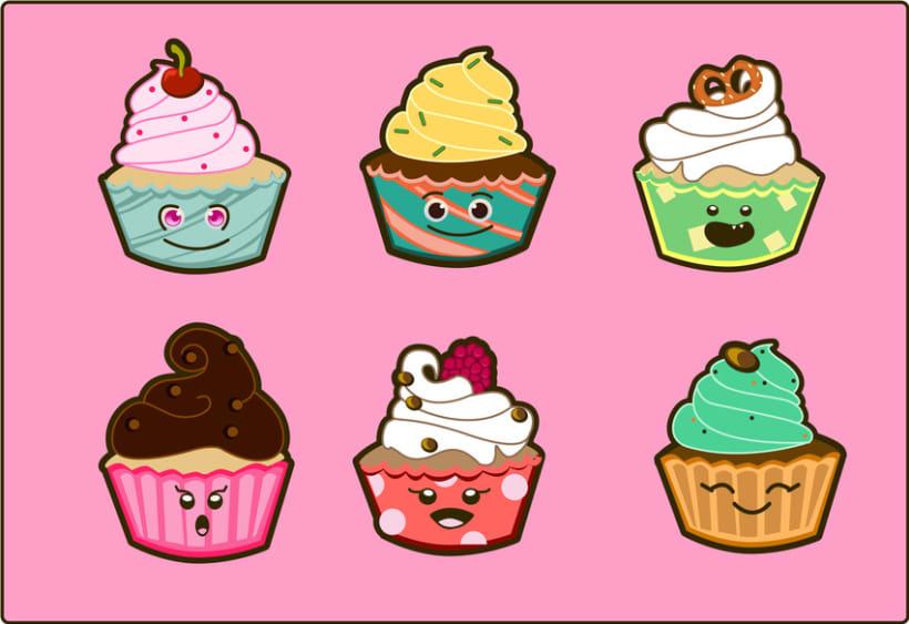 Propuesta juego Cupcakes 3