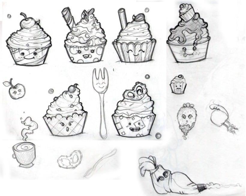 Propuesta juego Cupcakes 0