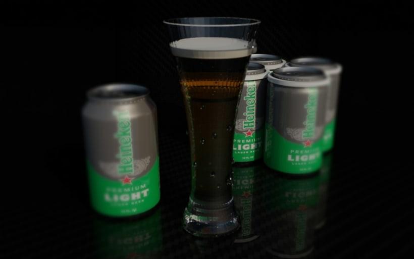 Comida  y Bebida 3D 17