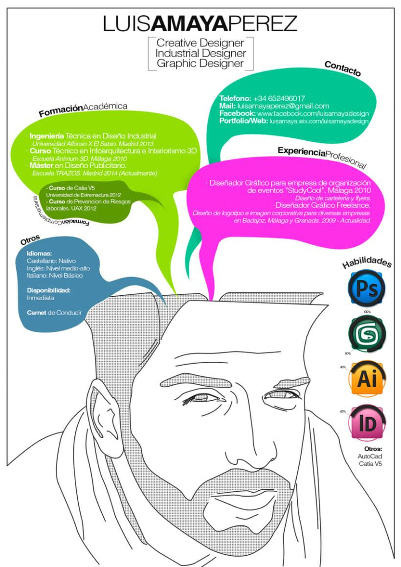Currículums creativos - orientadorprofesional.canalempleo.net