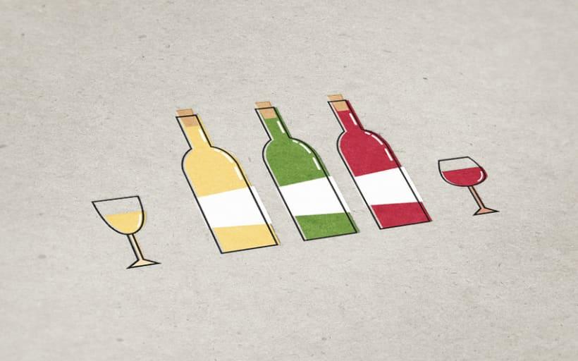 Diseño personalizado - Logotipo y cartas de menú 1