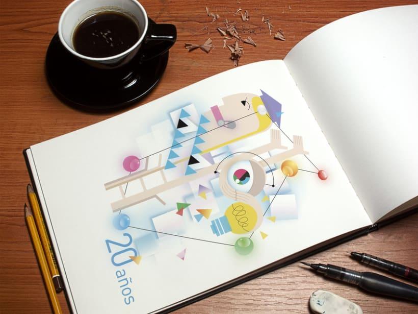 Diseño personalizado - Revista 0