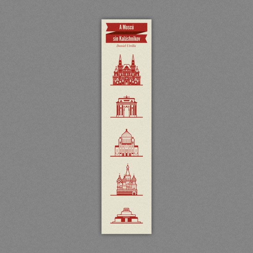 A Moscú sin Kaláshnikov 6