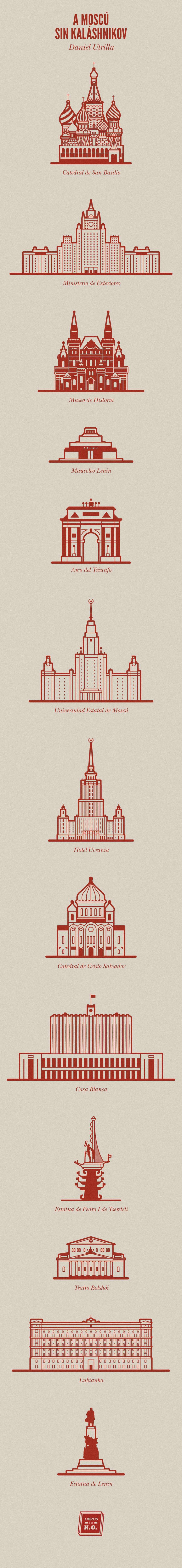 A Moscú sin Kaláshnikov 7