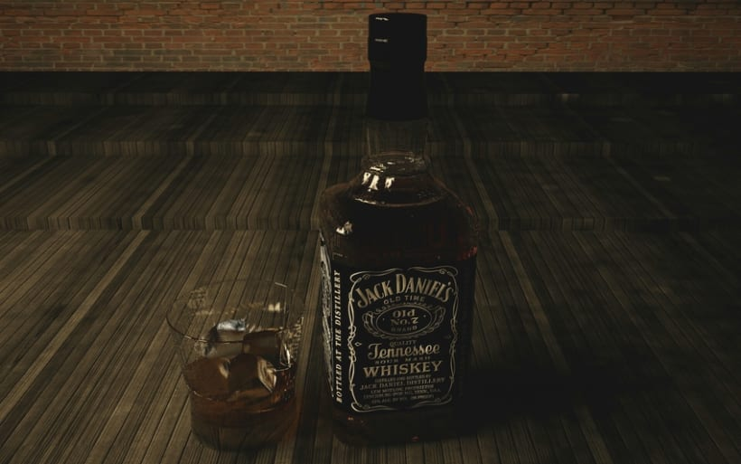 Comida  y Bebida 3D 16