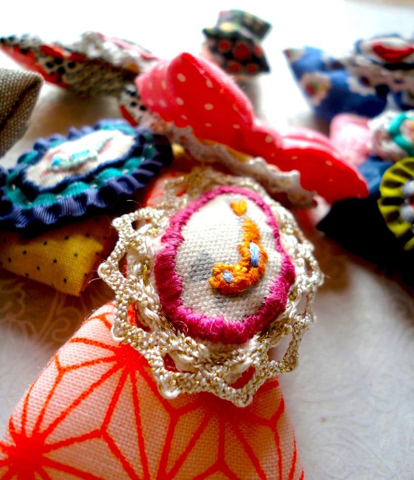 Colección de joyería artística: Hiruneart 1