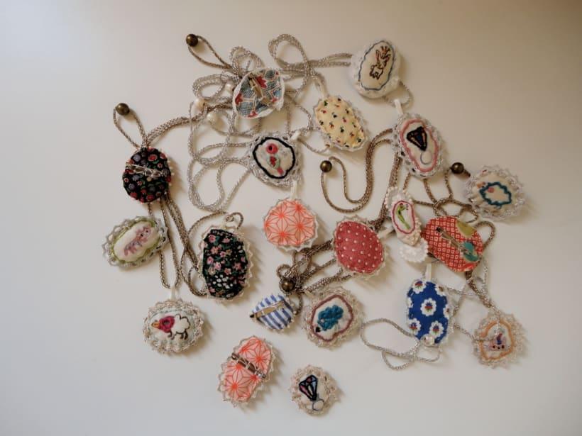 Colección de joyería artística: Hiruneart 4