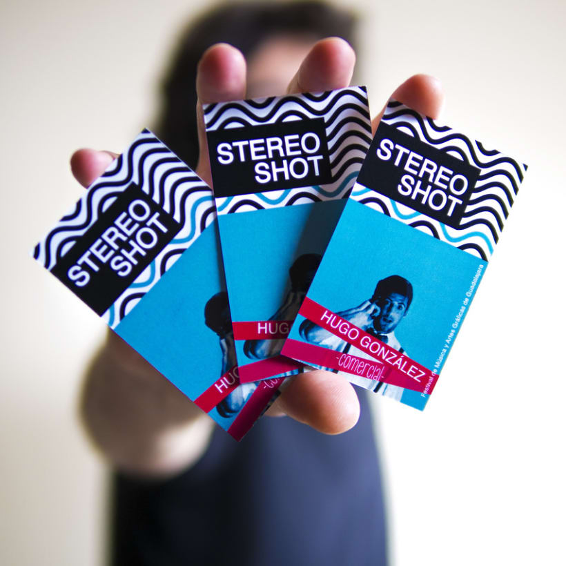 Stereo Shot Festival 3