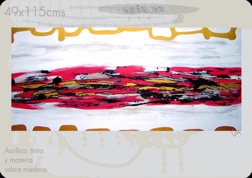 cápsulas / pintura 2