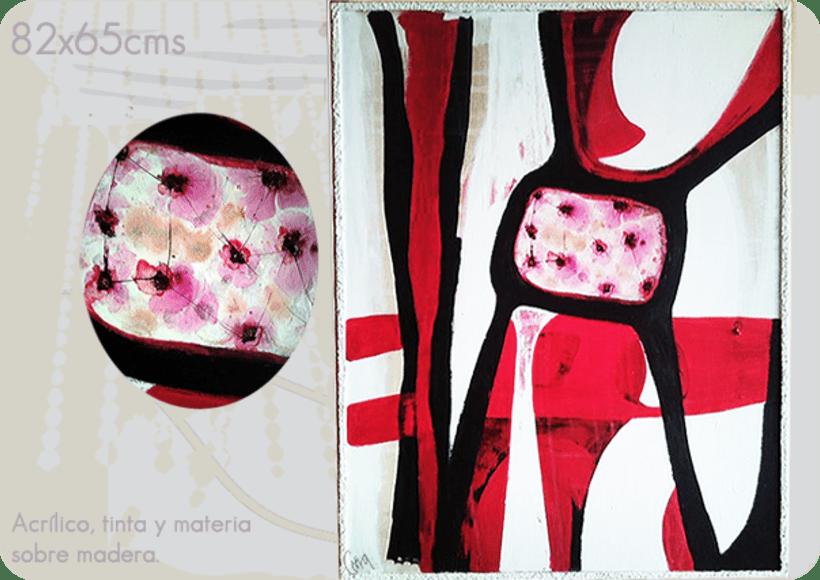 cápsulas / pintura 4