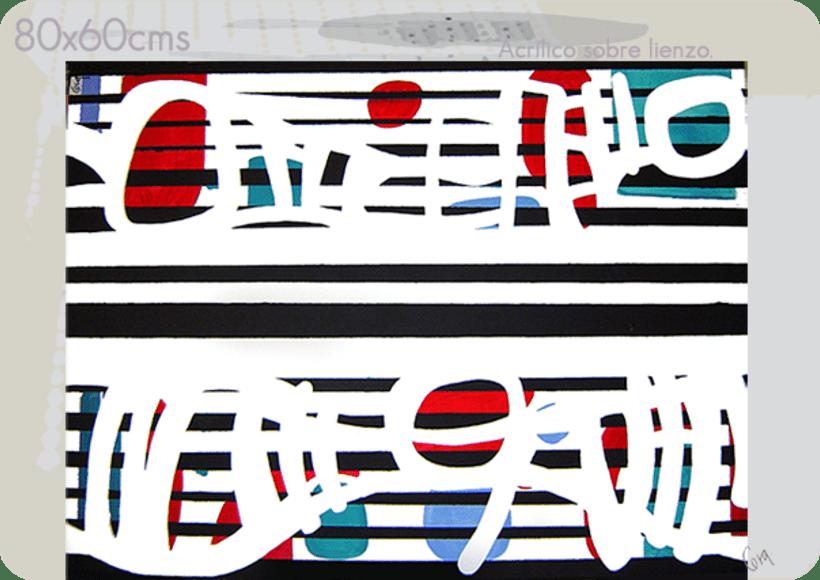 cápsulas / pintura 7