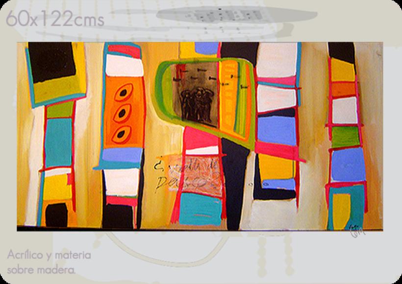 cápsulas / pintura 11
