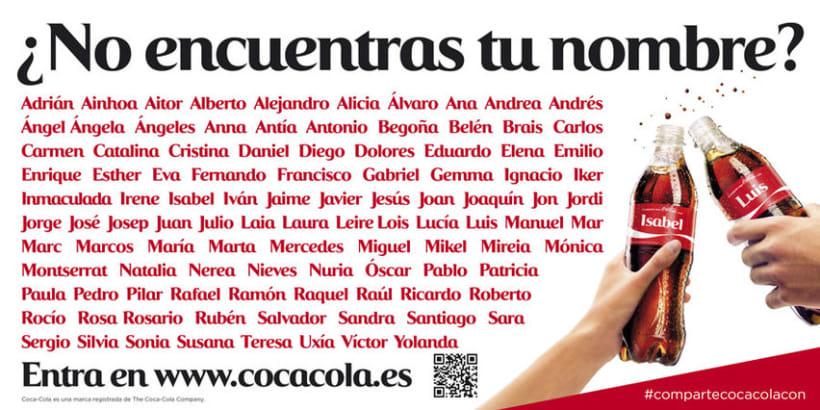 Comparte una Coca-Cola 3