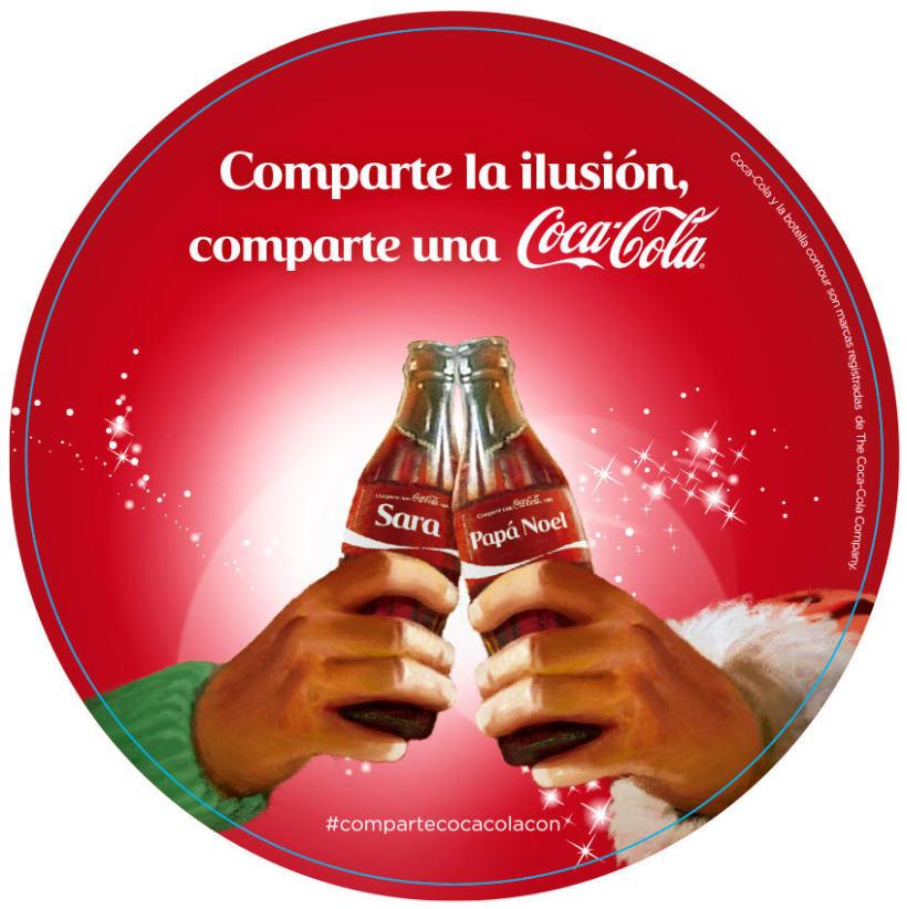 Comparte una Coca-Cola 9