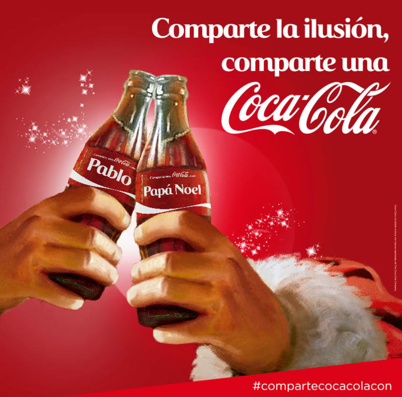 Comparte una Coca-Cola 10