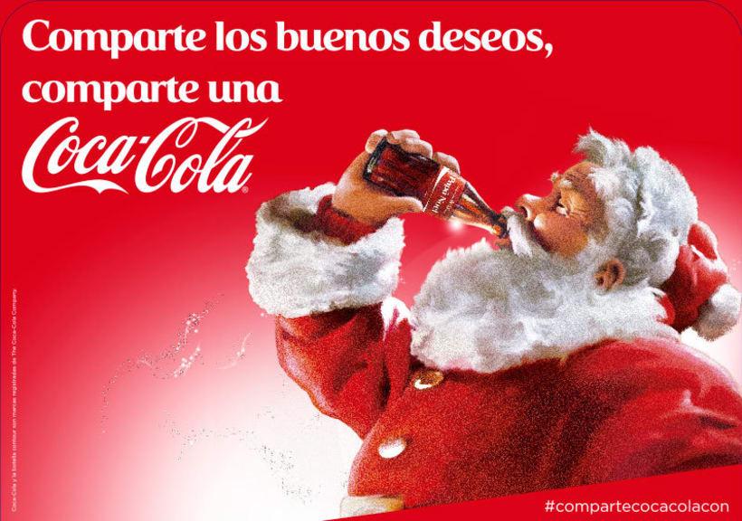 Comparte una Coca-Cola 12