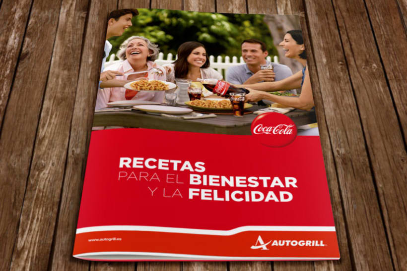 Coca-Cola - Recetas Autogrill -1
