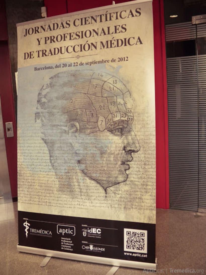 Jornadas Científicas y profesionales de traducción médica 0