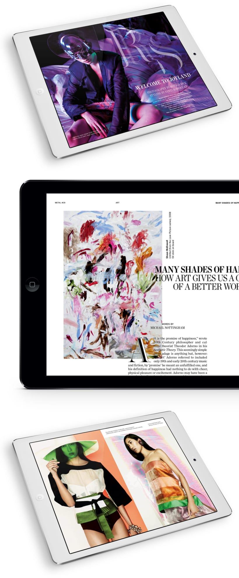 METAL Magazine 1