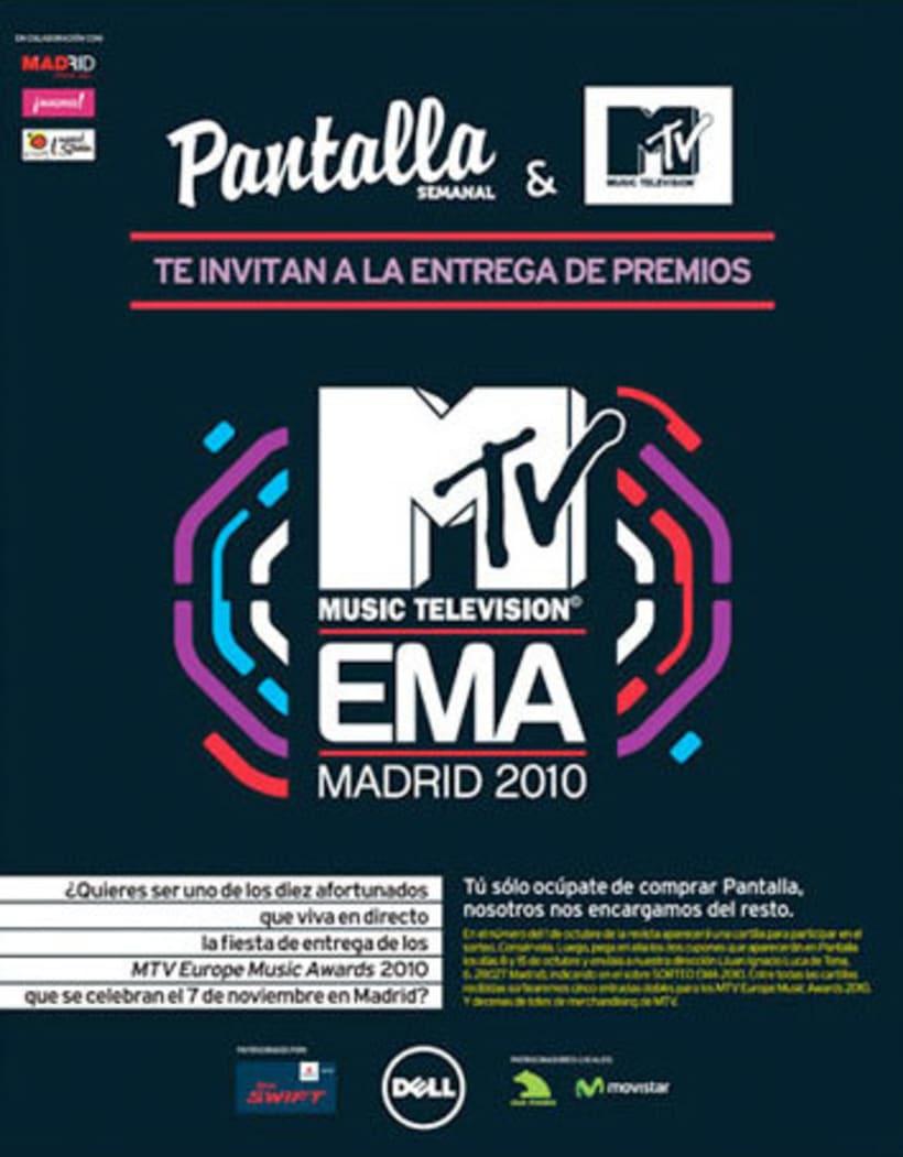 MTV - Pantalla 2