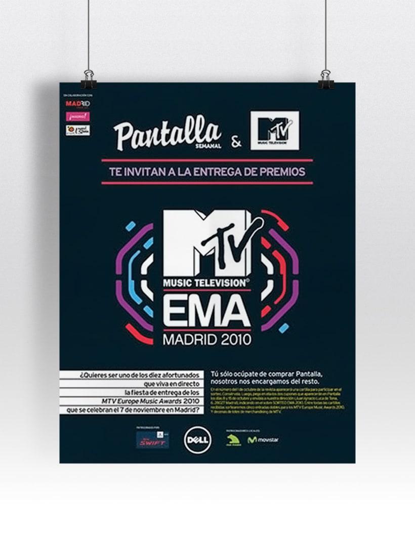 MTV - Pantalla 0