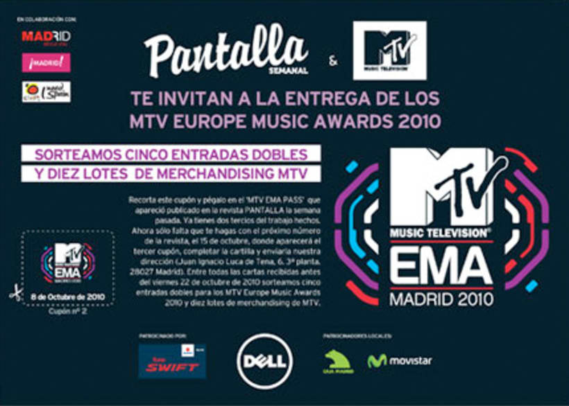 MTV - Pantalla 1