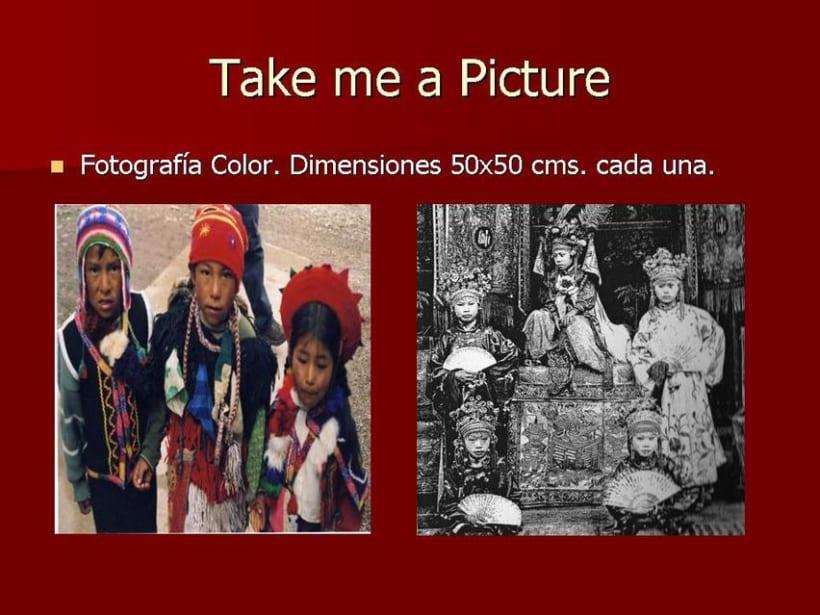 Take me a picture 1