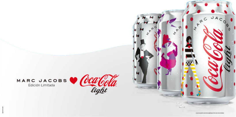Marc Jacobs - Coca-Cola light 3