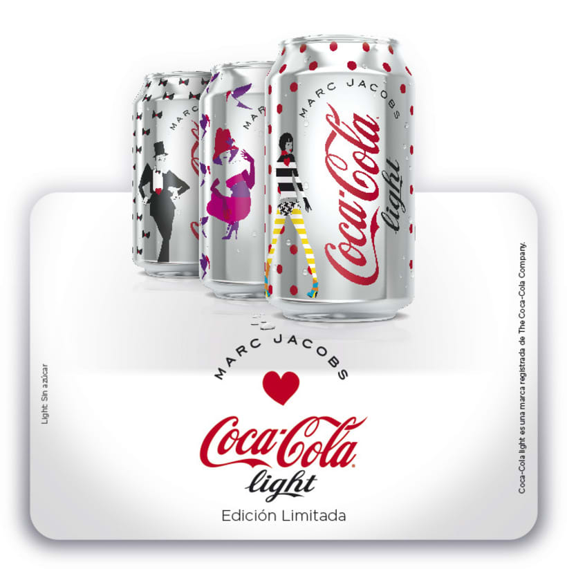 Marc Jacobs - Coca-Cola light 5