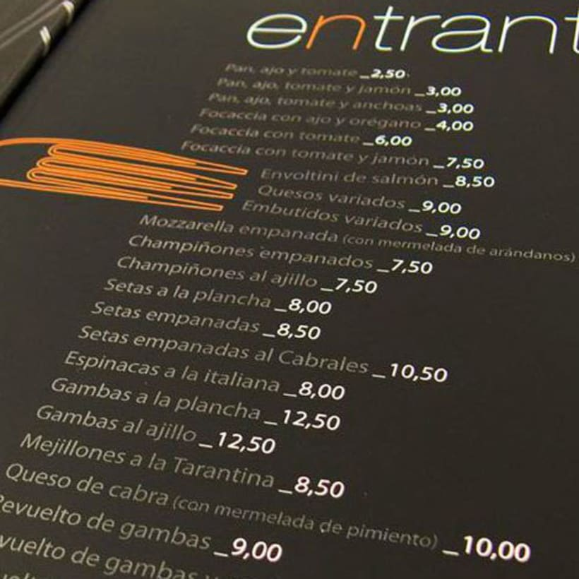 carta restaurante domenico 6