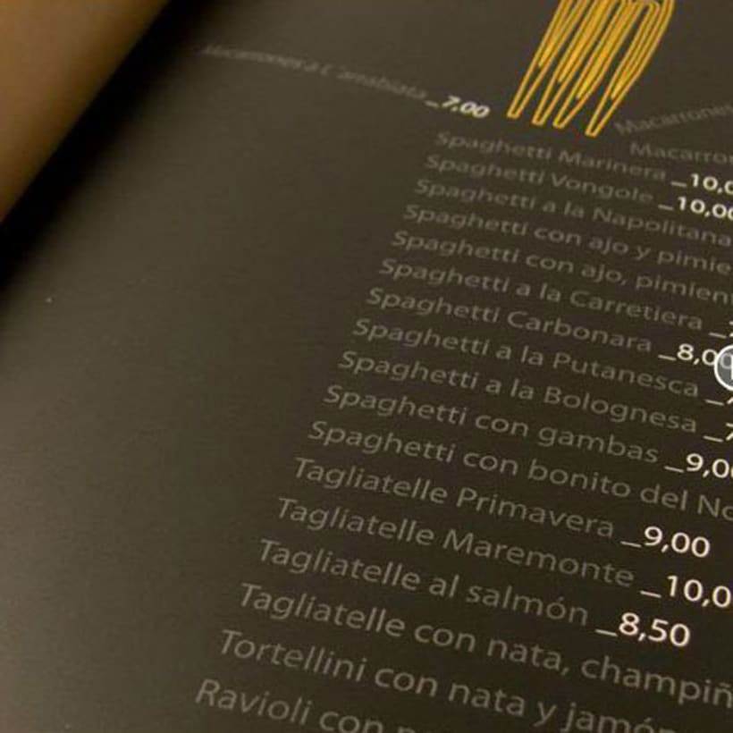 carta restaurante domenico 9