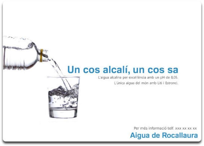 Aigua de Rocallaura 1