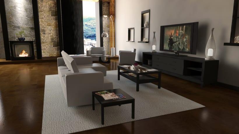 Interior Salón  0