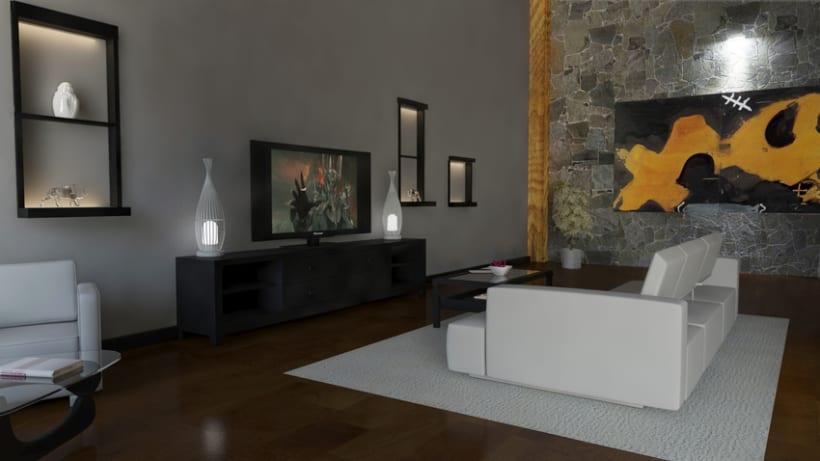 Interior Salón  2